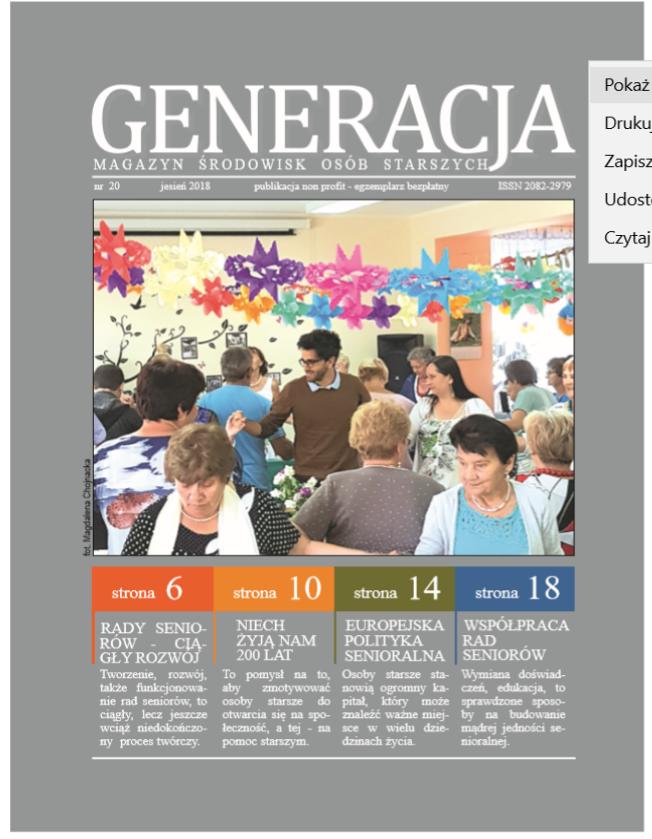 Generacja nr 20