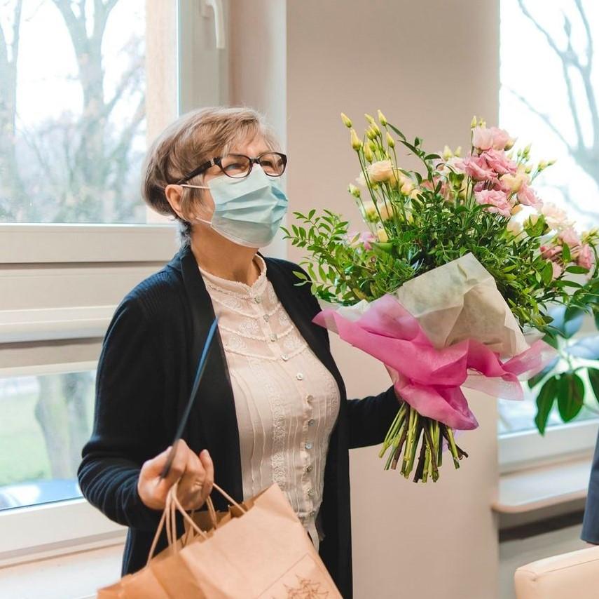 Maria Kaliszewicz – Aktywna Seniorka Warmii i Mazur w 2020