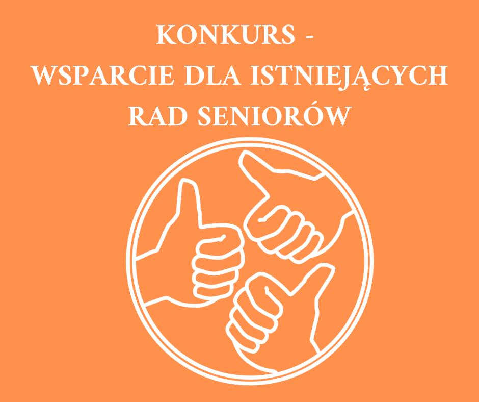 """""""Aktywne Rady Seniorów na Warmii i Mazurach"""" – wsparcie dla istniejących Rad Seniorów – wydłużenie terminu"""