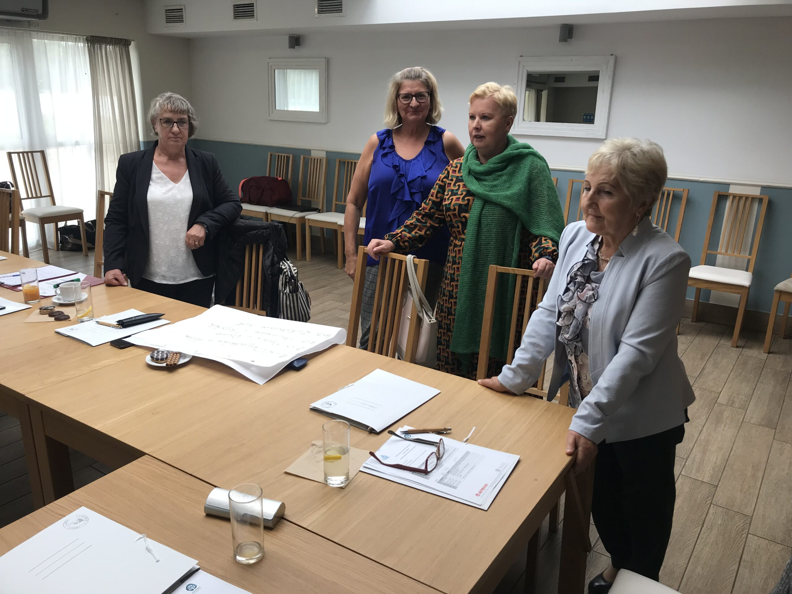 Aktywne rady seniorów – trwają warsztaty
